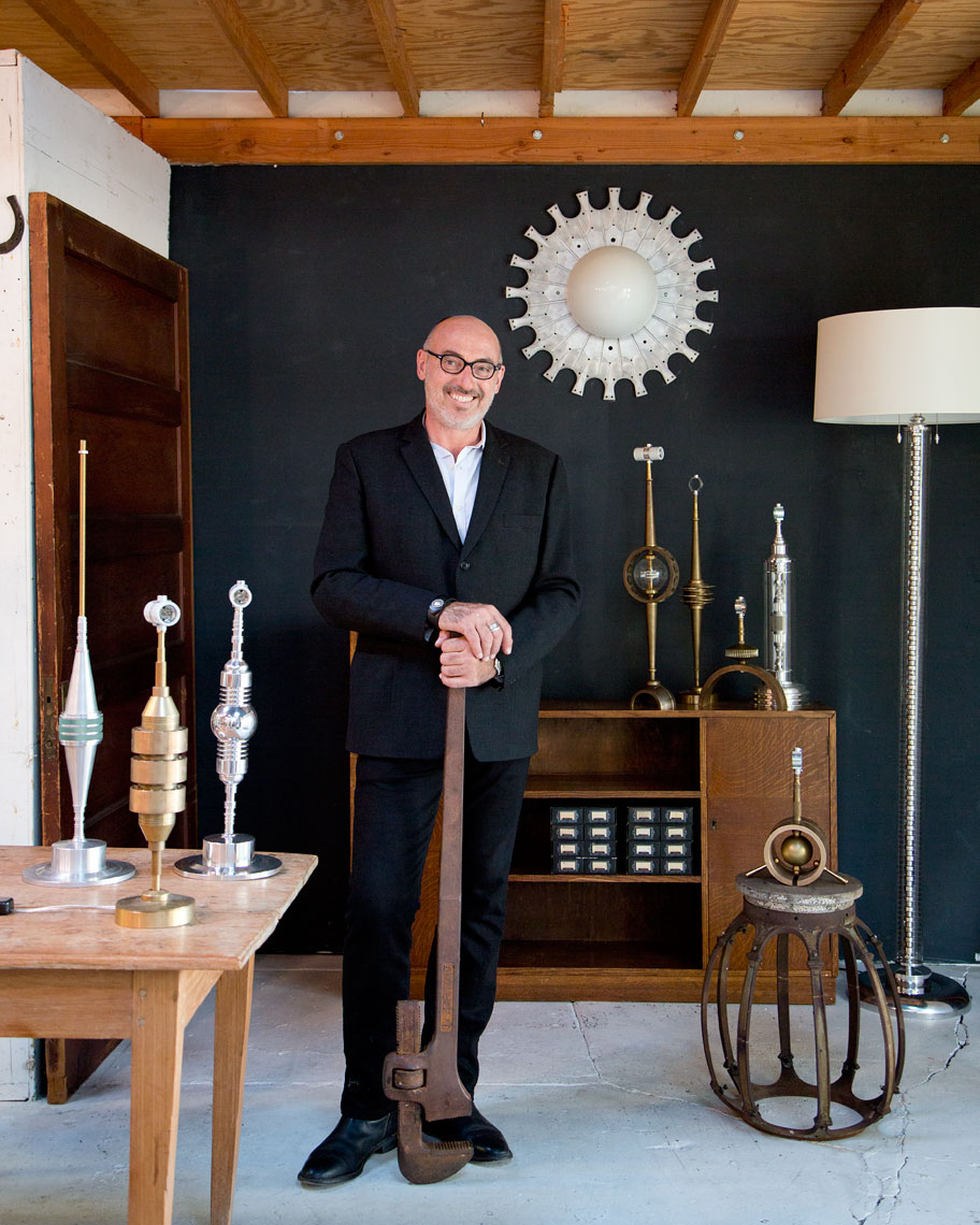 Gianni Vallino-Interior Designer