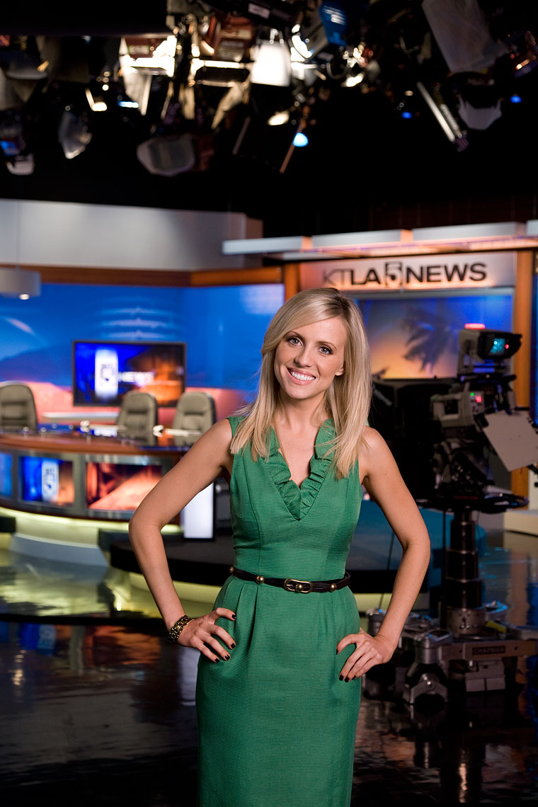 Jessica Holmes-KTLA News Anchor-Channel 5 News